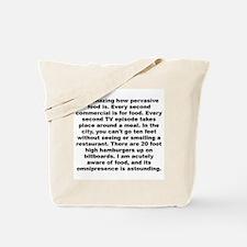 Cute Scott quotation Tote Bag