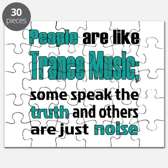People are like Trance Puzzle