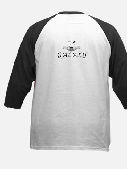 C-5 Galaxy Kids Baseball Jersey