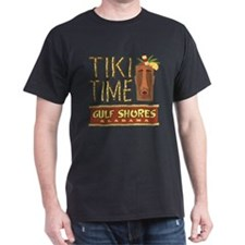 Gulf Shores Tiki Time - T-Shirt