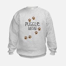 Puggle Mom Sweatshirt