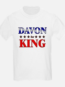 DAVON for king T-Shirt