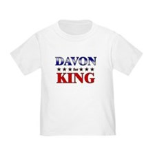 DAVON for king T
