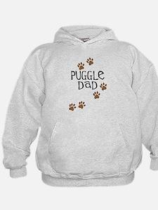Puggle Dad Hoodie