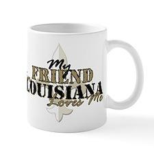 My Friend in LA Mug