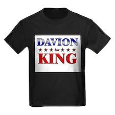 DAVION for king T