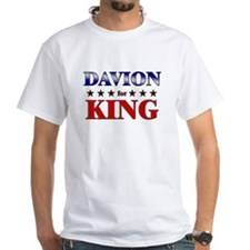DAVION for king Shirt