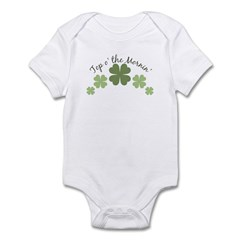 Top o' the Mornin' Infant Bodysuit