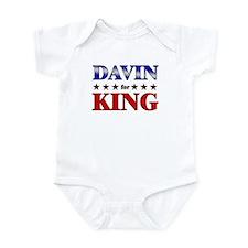 DAVIN for king Onesie