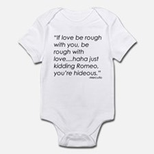 Rough With Love Infant Bodysuit