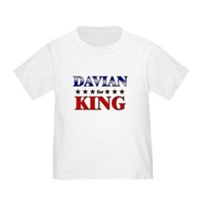 DAVIAN for king T