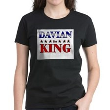 DAVIAN for king Tee