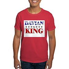 DAVIAN for king T-Shirt