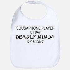 Sousaphone Plyr Deadly Ninja Bib