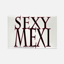 SEXY MEXI Rectangle Magnet
