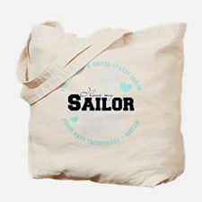 Property of a US Sailor Tote Bag