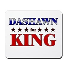 DASHAWN for king Mousepad