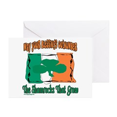 Ireland Blessings Greeting Cards (Pk of 10)