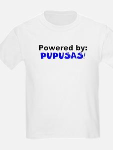 Powered by Pupusas T-Shirt