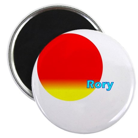 "Rory 2.25"" Magnet (10 pack)"