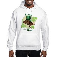 St. Patrick German Shorthaired Hoodie