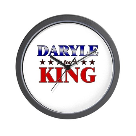DARYLE for king Wall Clock
