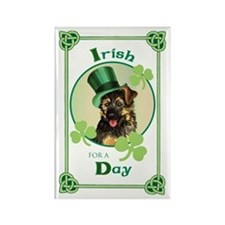 St. Patrick GSD Rectangle Magnet