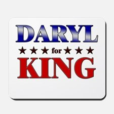 DARYL for king Mousepad