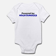 Powered by Nacatamales Infant Bodysuit