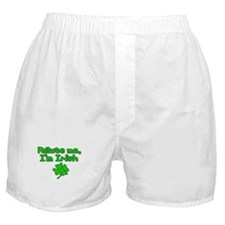Fellate Me, Irish Boxer Shorts