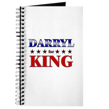 DARRYL for king Journal