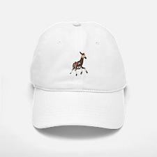 okapi carousel animal Baseball Baseball Cap