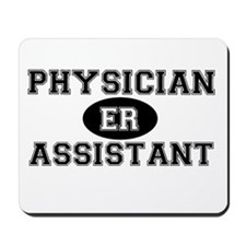 ER Physician Assistant Mousepad