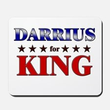 DARRIUS for king Mousepad