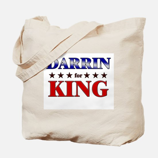 DARRIN for king Tote Bag