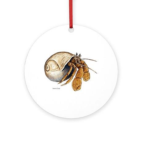 Hermit Crab Keepsake (Round)