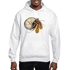 Hermit Crab (Front) Hoodie