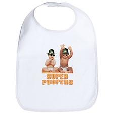 Super Poopers - Super Trooper Bib