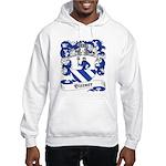 Bittner Family Crest Hooded Sweatshirt