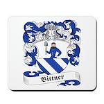 Bittner Family Crest Mousepad