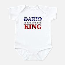 DARIO for king Infant Bodysuit