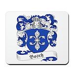 Bosch Family Crest Mousepad