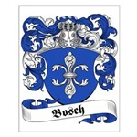 Bosch Family Crest Small Poster
