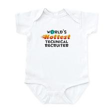 World's Hottest Techn.. (C) Infant Bodysuit