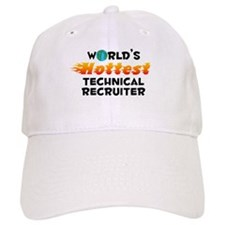 World's Hottest Techn.. (C) Baseball Cap