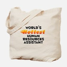 World's Hottest Human.. (B) Tote Bag