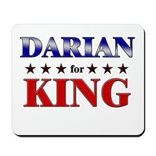 DARIAN for king Mousepad