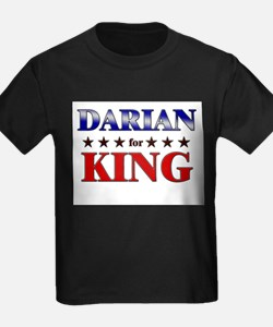 DARIAN for king T
