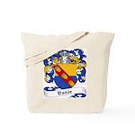 Bosse Family Crest Tote Bag