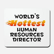 World's Hottest Human.. (B) Mousepad